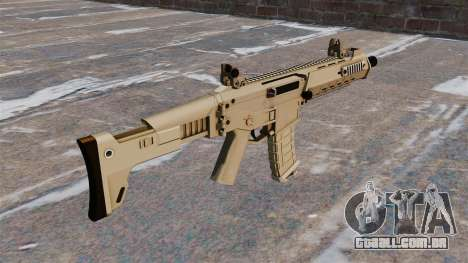 Fuzil de assalto MagPul Masada para GTA 4 segundo screenshot