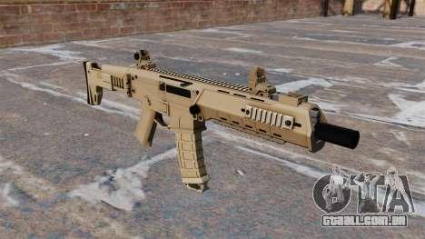 Fuzil de assalto MagPul Masada para GTA 4