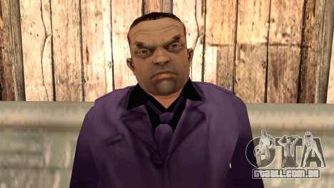 Toni Cipriani para GTA San Andreas terceira tela
