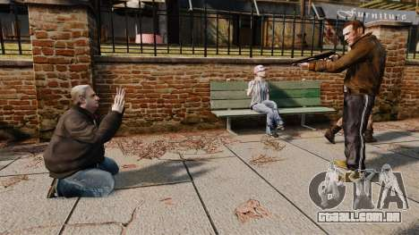 Refém para GTA 4 terceira tela