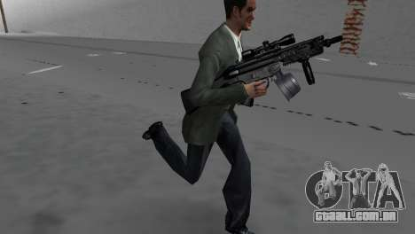 Custom MP5 para GTA Vice City terceira tela