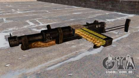 Automático-filho da puta - para GTA 4 terceira tela
