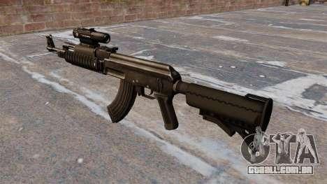 Engrenagem tática AK-47 para GTA 4 segundo screenshot