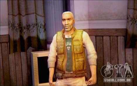 Eli de Half-Life 2 para GTA San Andreas