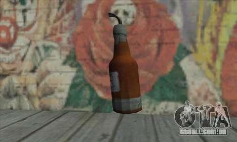 Coquetel Molotov de GTA V para GTA San Andreas segunda tela