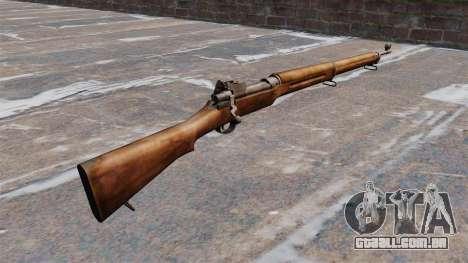 M1917 Enfield Rifle para GTA 4 segundo screenshot