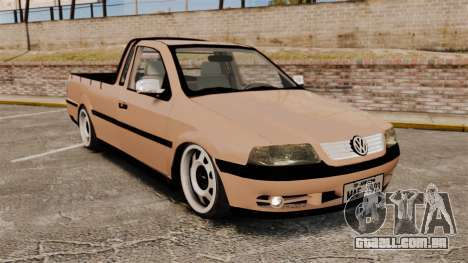 Volkswagen Saveiro G3 SuperSurf para GTA 4