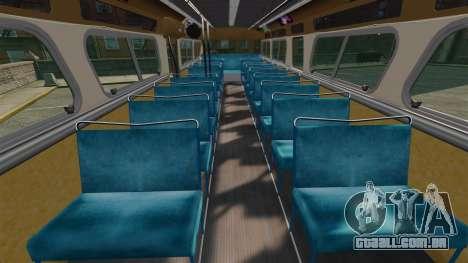 GM TDH-5303 SPEED Edition para GTA 4 vista interior