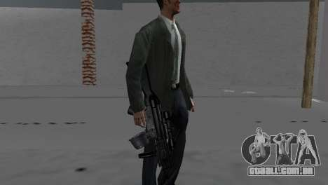 Custom MP5 para GTA Vice City quinto tela