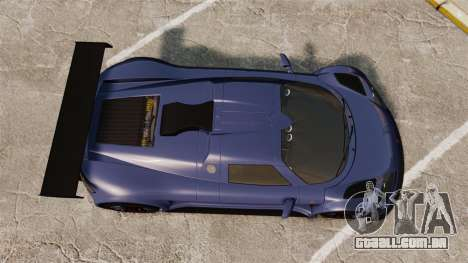 Gumpert Apollo S 2011 para GTA 4 vista direita