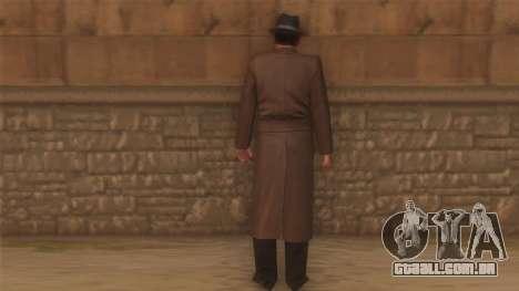 Sam da máfia para GTA San Andreas segunda tela