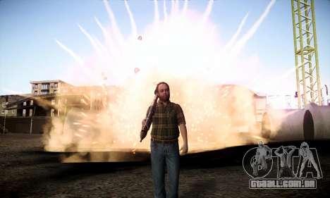Lester de GTA V para GTA San Andreas terceira tela