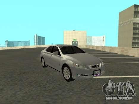 Toyota Mark X para GTA San Andreas