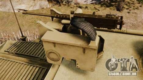 Cougar MRAP 4X4 para GTA 4 vista lateral