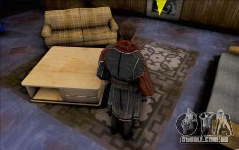 Maquiavel da ACB para GTA San Andreas terceira tela