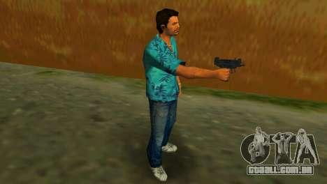 TLaD Micro SMG para GTA Vice City por diante tela