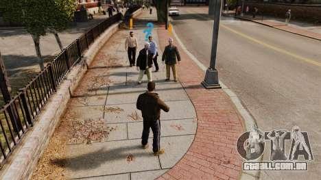 Payday 2 Blips System para GTA 4