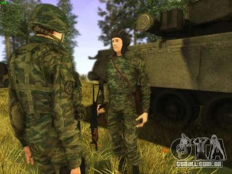 Tankman para GTA San Andreas