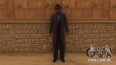 Sam da máfia para GTA San Andreas