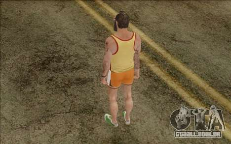Trevor Phillips para GTA San Andreas terceira tela