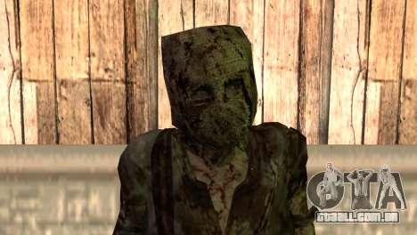 Dr. Salvador para GTA San Andreas terceira tela