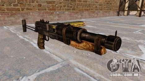 Automático-filho da puta - para GTA 4