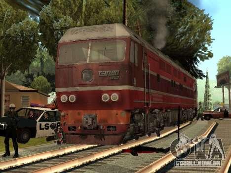 Tep80-0002 para GTA San Andreas esquerda vista