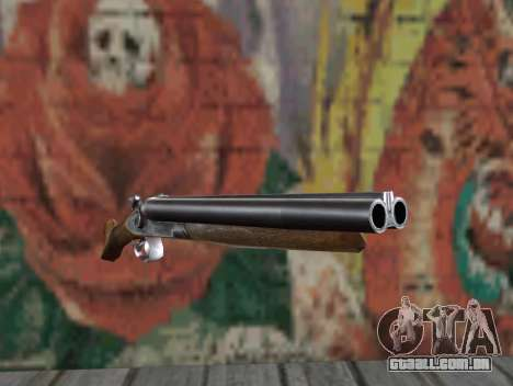 Uma espingarda de um Stalker para GTA San Andreas