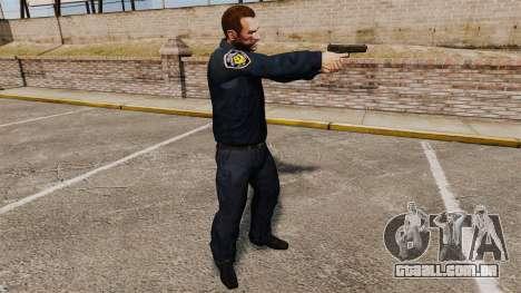 Forma de LCPD para GTA 4 terceira tela