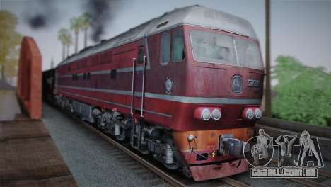 Tep80-0002 para GTA San Andreas vista direita