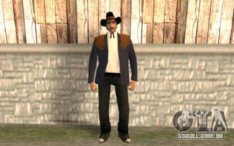 Avery Carrington para GTA San Andreas