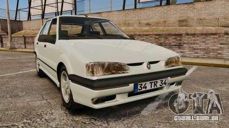 Renault 19 Europa para GTA 4