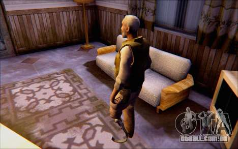 Eli de Half-Life 2 para GTA San Andreas terceira tela