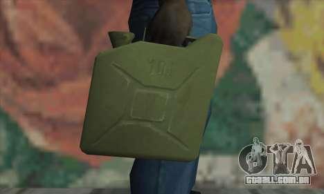 Vasilha para GTA San Andreas terceira tela