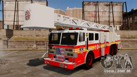 Fire Ladder v1.3 [ELS] para GTA 4