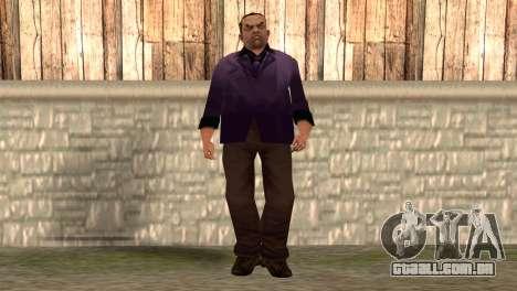 Toni Cipriani para GTA San Andreas