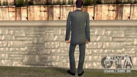 JI-homem de Half-Life 2 para GTA San Andreas segunda tela