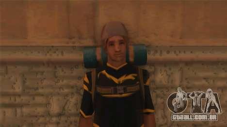 Bebê para GTA San Andreas terceira tela