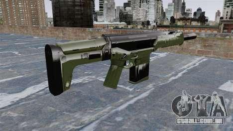 Fuzil de assalto de Crysis 2 para GTA 4 segundo screenshot