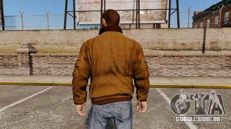 Olimpijka-Adidas Originals Nizza-D para GTA 4 segundo screenshot