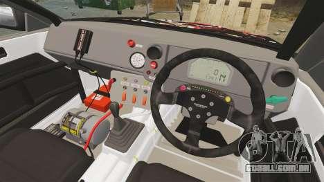 Toyota Corolla GT-S AE86 [EPM] Reimu Hakurei para GTA 4 vista de volta