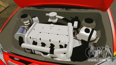 Toyota Hilux Land Forces France [ELS] para GTA 4 vista interior