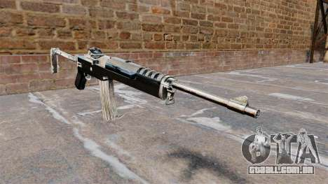 Auto-loading rifle Ruger Mini-14 para GTA 4