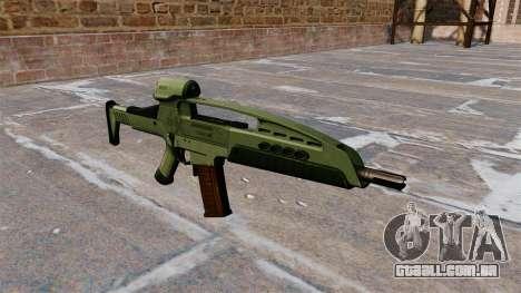 Fuzil de assalto HK XM8 para GTA 4
