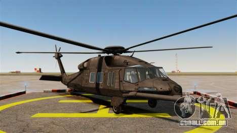 Sikorsky MH-X Silent Hawk [EPM] para GTA 4