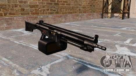 Metralhadora de uso geral Heckler e Koch HK21 para GTA 4