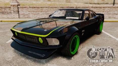 Ford Mustang RTRX para GTA 4