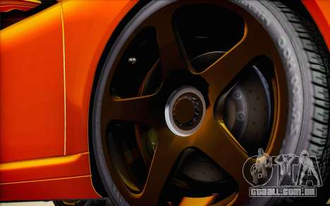RUF RT12R para as rodas de GTA San Andreas