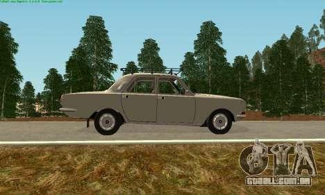 Volga GAZ 24-10 para GTA San Andreas