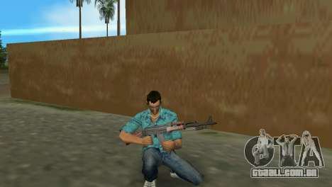 Tipo-56 para GTA Vice City terceira tela